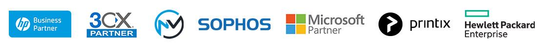 Reef IT Partners Logos